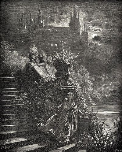 Illustration von Gustav Doré