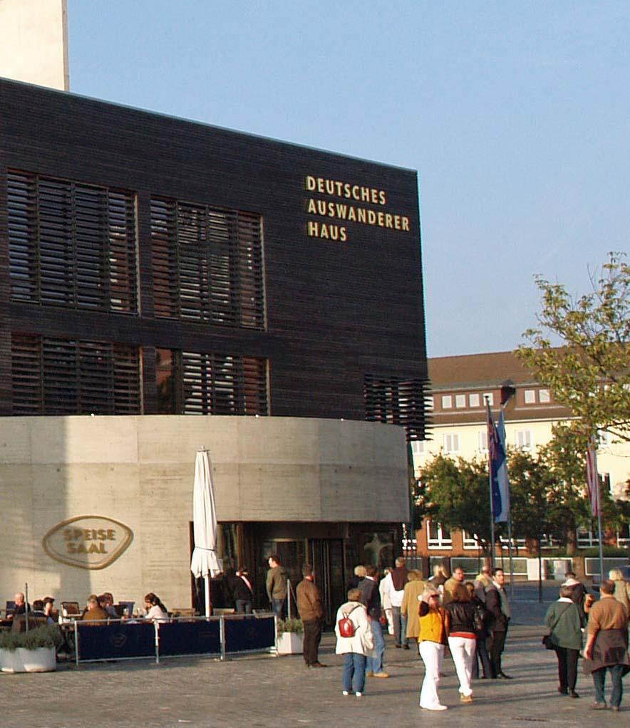Deutschland-Lese   Deutsches Auswandererhaus Bremerhaven