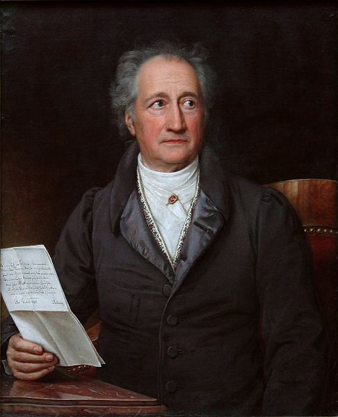 essays on faust by goethe Free essay: under mephisto's magical potion, faust becomes intoxicated with passion and controlled by his hormones it is under this spell that he approaches.