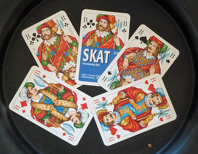 Wie Viele Karten Hat Ein Skatspiel